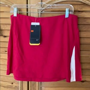 NWT Nike skirt XL  (no shorties) pocket on back